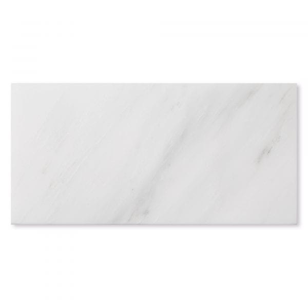 Sample: Casablanca Carrara Marble - Honed - 4