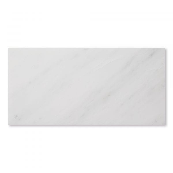 Casablanca Carrara Marble - Honed - 12
