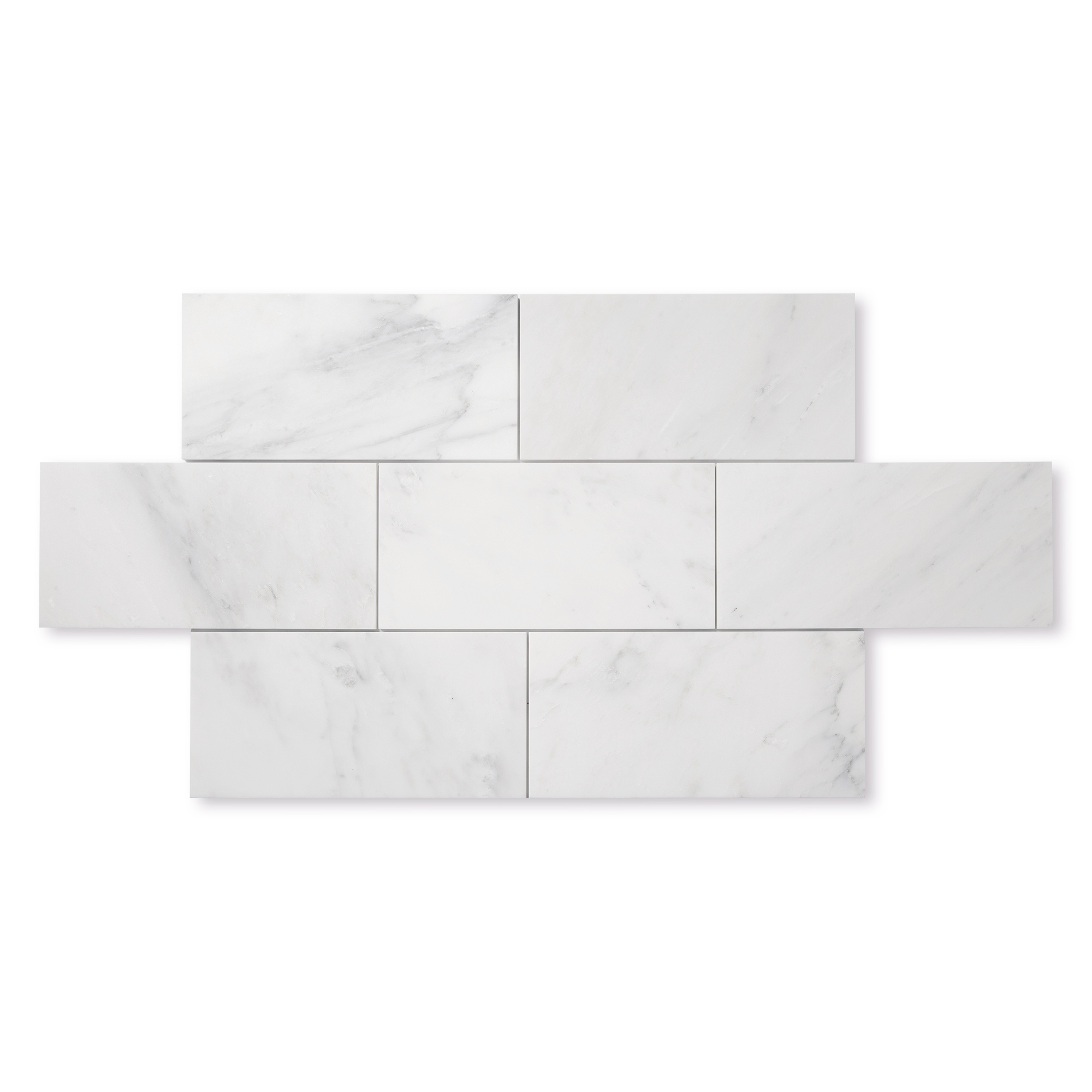 6 X12 Casablanca Marble Subway Tile