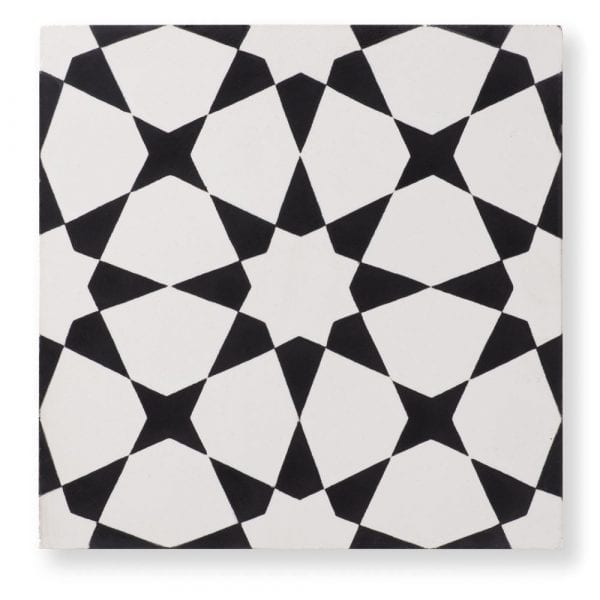 Sample: Estrella Black Tile