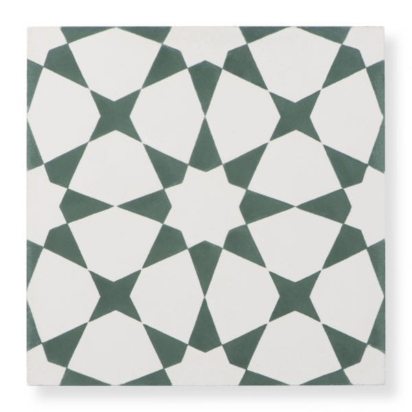 Sample: Estrella Green Tile