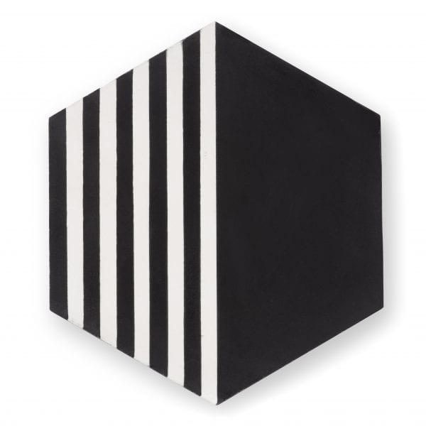 Sample: Shades Black Tile