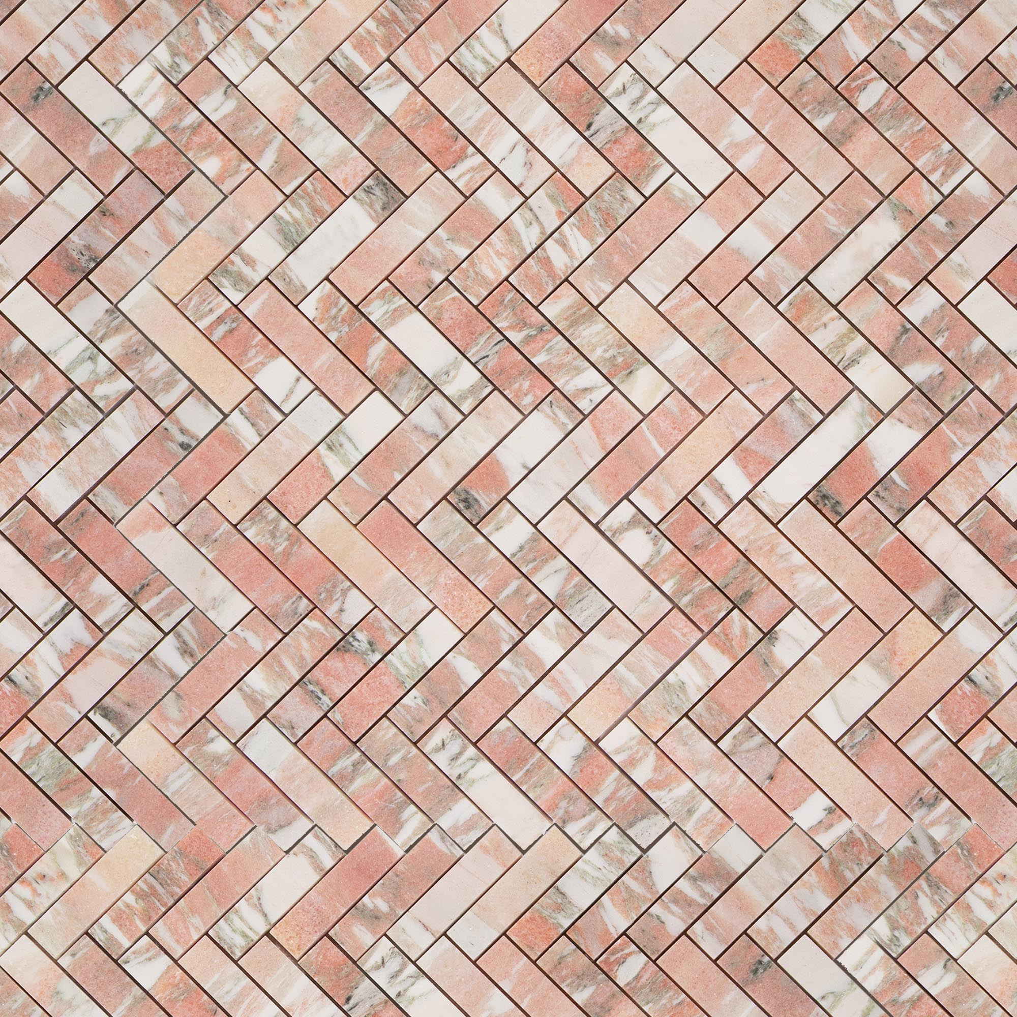 Norwegian Rose Marble - Honed - 1