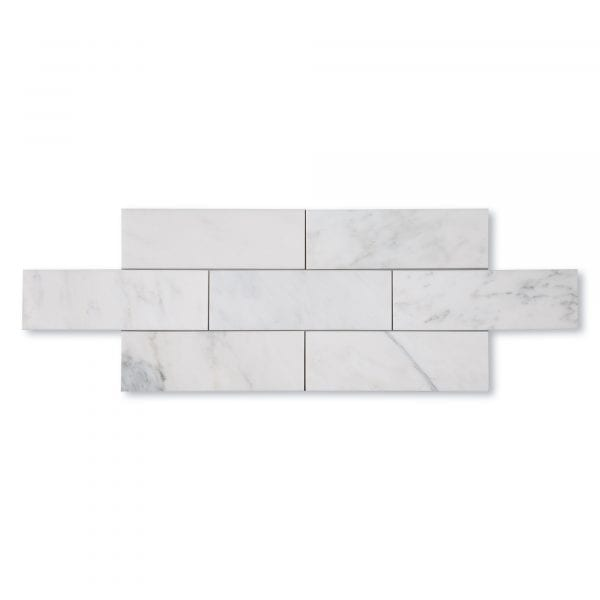 Casablanca Carrara Marble - Honed - 4