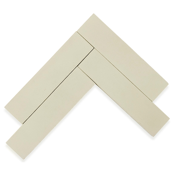 2x8 Putty - Cement Tile